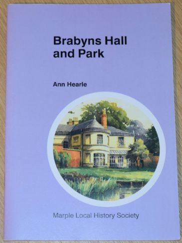 Brabyns Hall and Park, by Ann Hearle